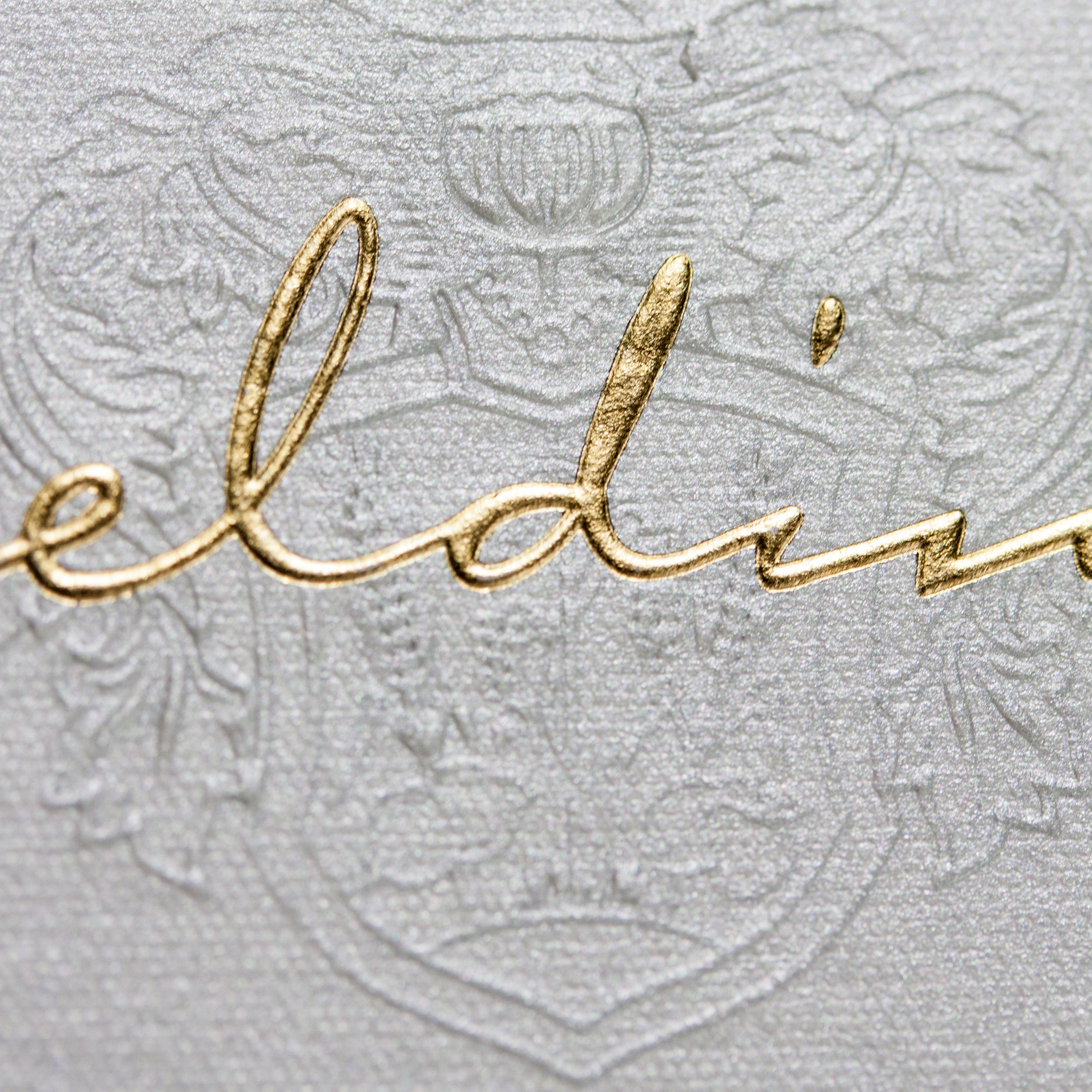 Embossing Relief Hot Stamping Varnish